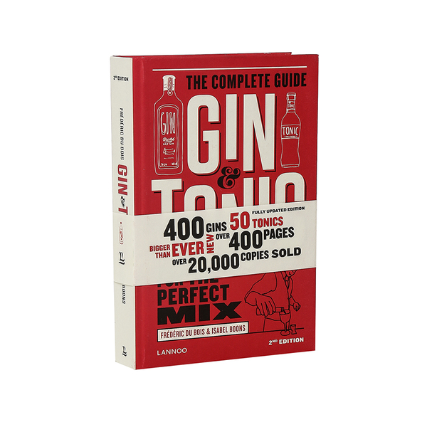 Gin Book - Gin & Tonic: The Complete Guide for the Perfect Mix