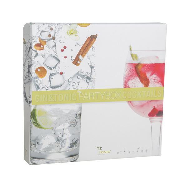 Te Tonic Infusions Party Pack