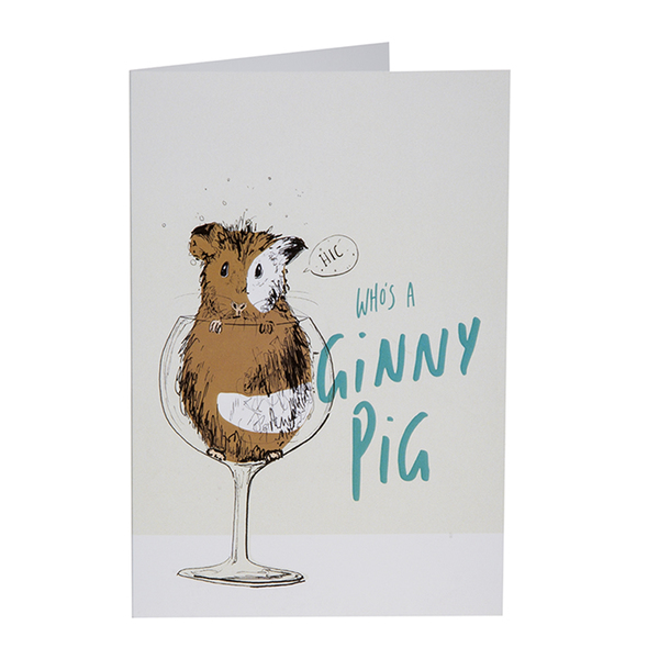 Gift Card - Who's A Ginny Pig