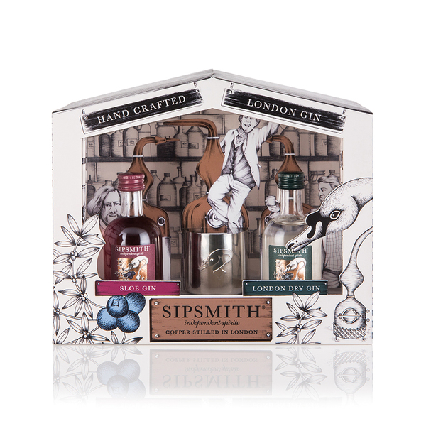 Sipsmith Gift Set