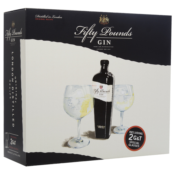 Fifty Pounds Gift Set