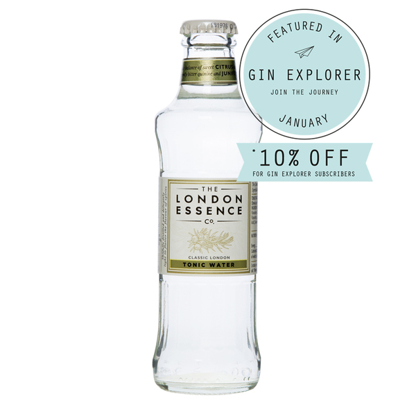 The London Essence Company Classic London Tonic