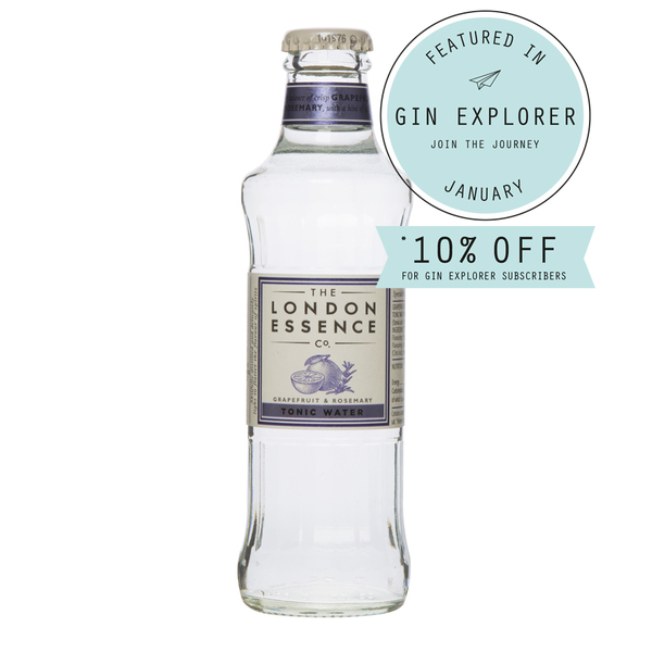 The London Essence Company Grapefruit & Rosemary Tonic
