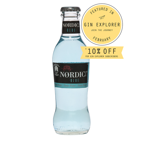 Nordic Mist Blue Tonic Water