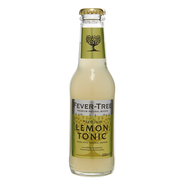 Fever-Tree Lemon Tonic 200ml