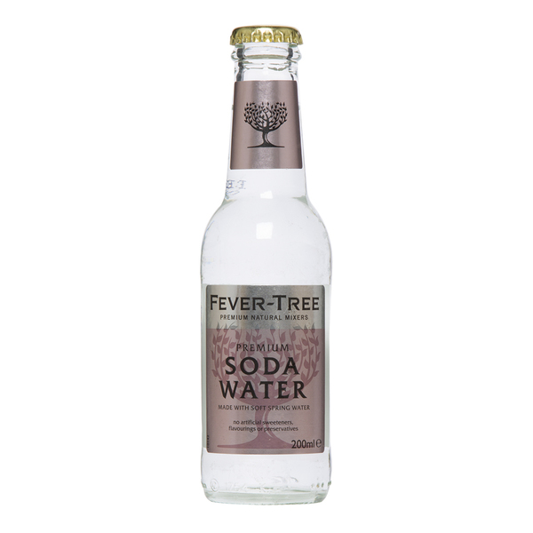 Fever-Tree Soda Water 200ml