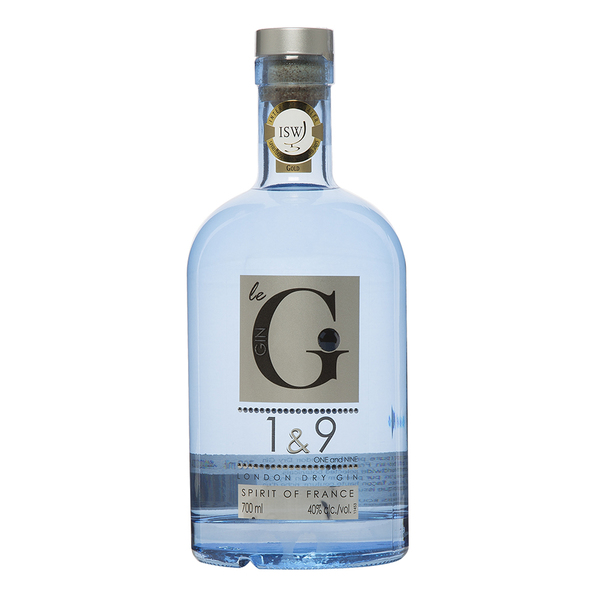 Le Gin 1 and 9 Gin