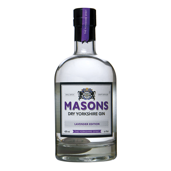 Masons Gin Lavender Edition