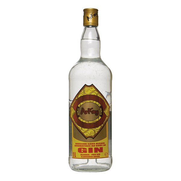 "Arkay Alcohol Free ""Gin"""