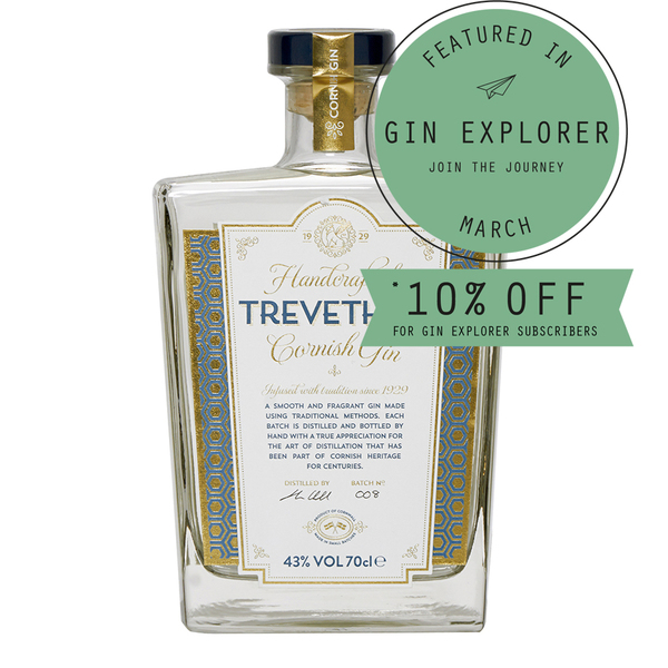 Trevethan Handcrafted Cornish Gin