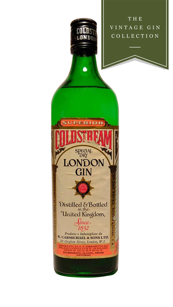 Vintage Gin: Coldstream Special Dry London Gin