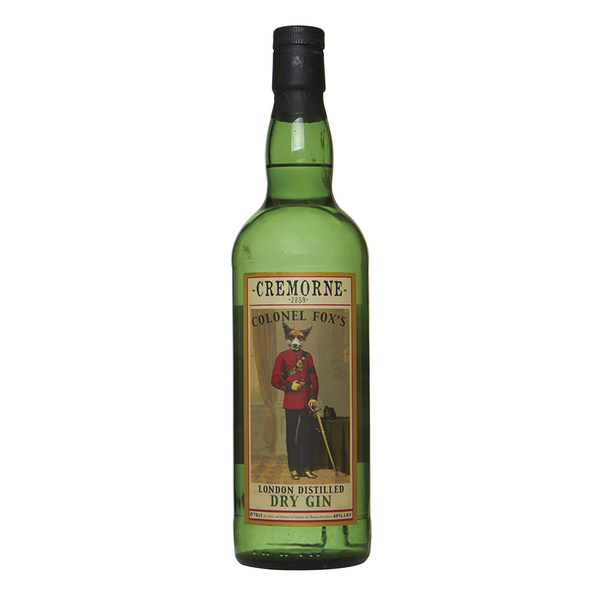 Colonel Fox's Cremorne 1859 Gin