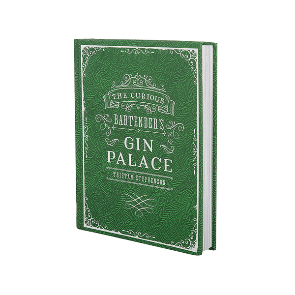 Gin Book - The Curious Bartender's Gin Palace