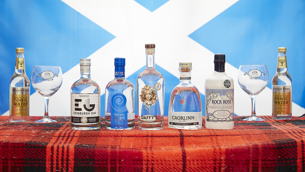The Scottish Gin Collection