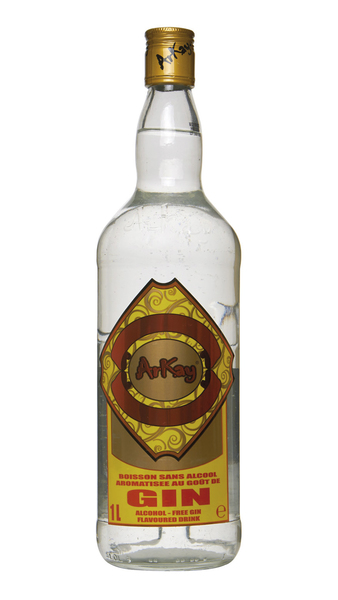 """Arkay Alcohol Free """"Gin"""""""