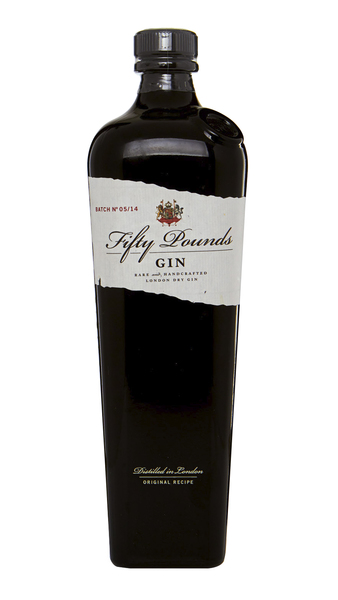 Fifty Pounds Gin