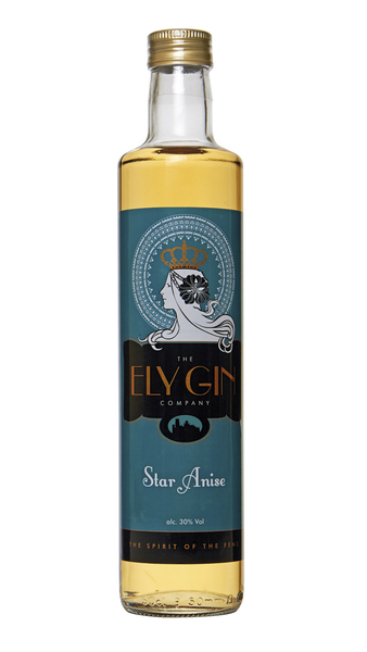 Ely Gin Star Anise