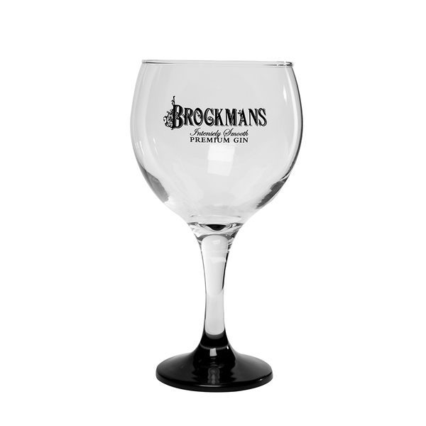 Brockmans Gin Glasses (Set of 2)