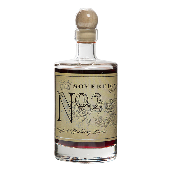 Sovereign Spirits Apple & Blackberry Liqueur