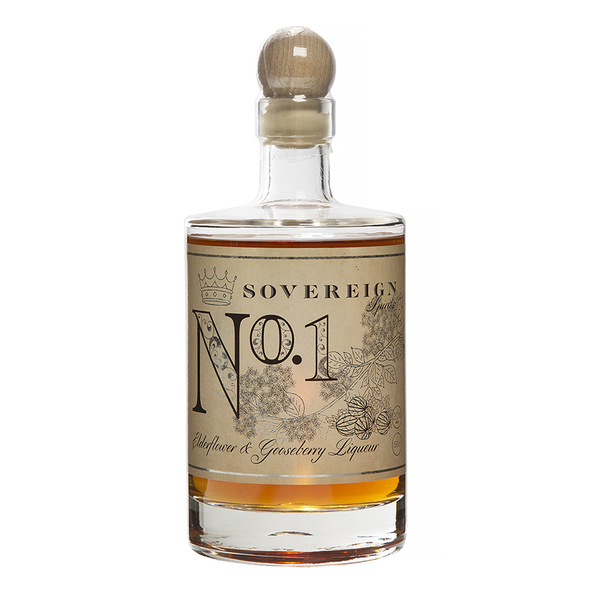 Sovereign Spirits Elderflower & Gooseberry Liqueur