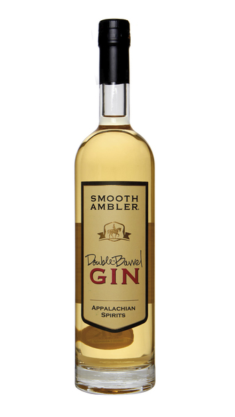 Smooth Amber Barrel Aged gin