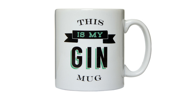 This Is My Gin Mug