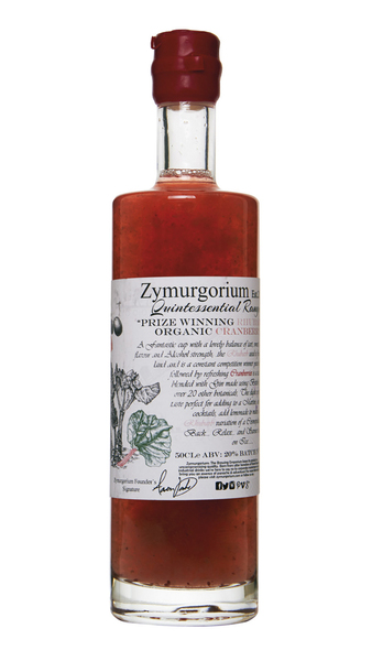 Zymurgorium Rhubarb and Cranberry