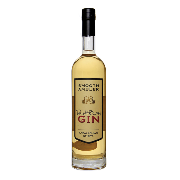 "Smooth Ambler ""Double Barrel"" Barrel Aged Gin"