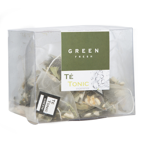 Te Tonic Infusions Green Fresh 12 Pack