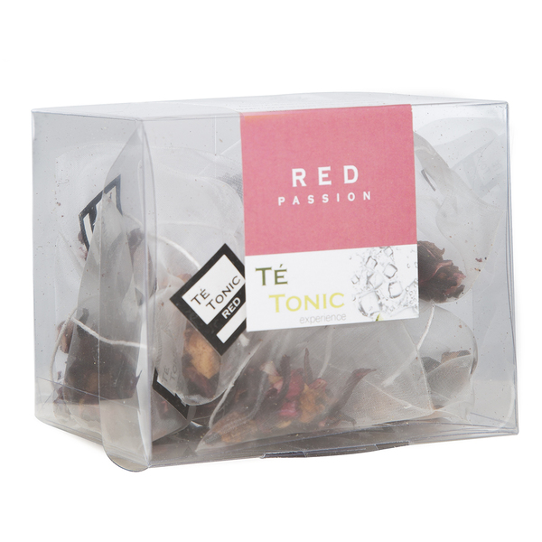 Te Tonic Infusions Red Passion 12 Pack