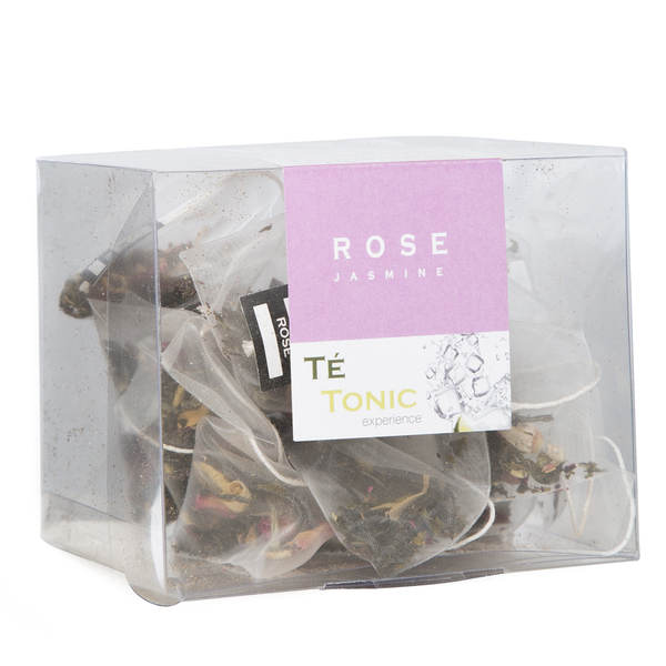 Te Tonic Infusions Rose Jasmine 12 Pack