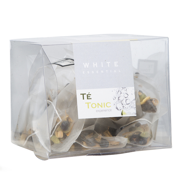 Te Tonic Infusions White Essentials 12 Pack