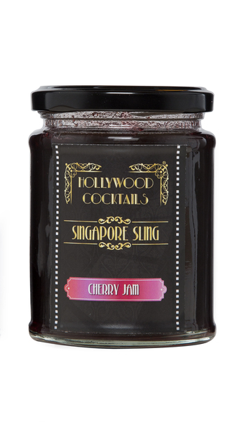 Hollywood Cocktails Jam: Singapore Sling